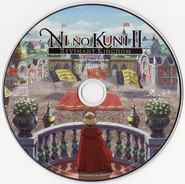 Ni no Kuni II Revenant Kingdom Soundtrack EURO Disc