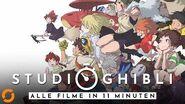 Auf Wiedersehen, Studio Ghibli. Und bis bald