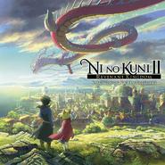 Ni no Kuni II Revenant Kingdom Soundtrack EURO Front