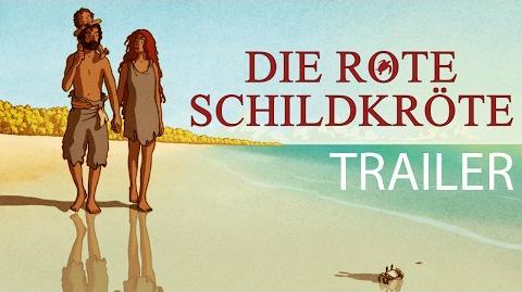 Die rote Schildkröte - Trailer (deutsch german; FSK 0)-1