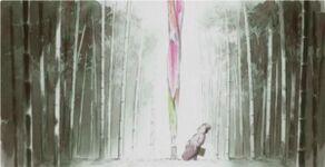 Ghibli-kaguya-bambus-kleider