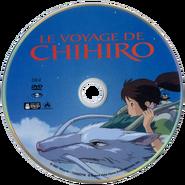 Le Voyage de Chihiro (CD D2-2 DVD française)