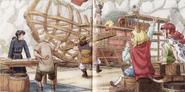 Ni no Kuni II Revenant Kingdom Soundtrack EURO Booklet8