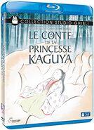 Le Conte de la princesse Kaguya (couverture DVD Blu-Ray française)