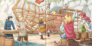 Ni no Kuni II Revenant Kingdom Soundtrack Booklet8