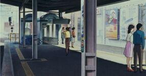 Ghibli-flüstern-filmposter