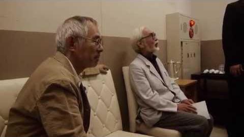 Miyazaki Speaks From His Mind's Eye