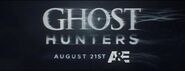 Ghost Hunters August 21