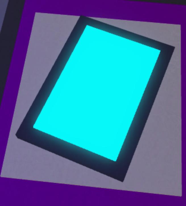 Luna's Tablet