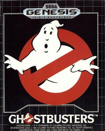 Ghostbusters Sega Ghostbusters Wiki Fandom
