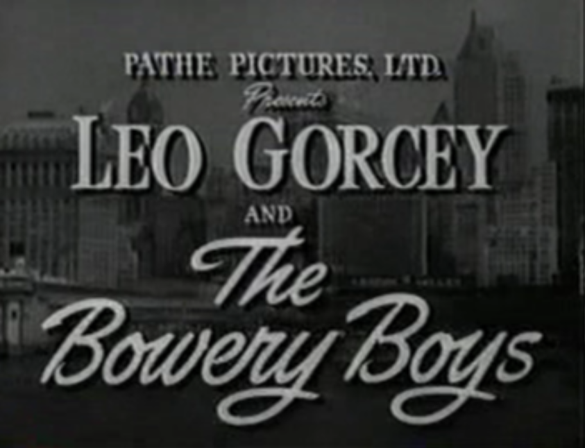 Bowery Boys (film series)