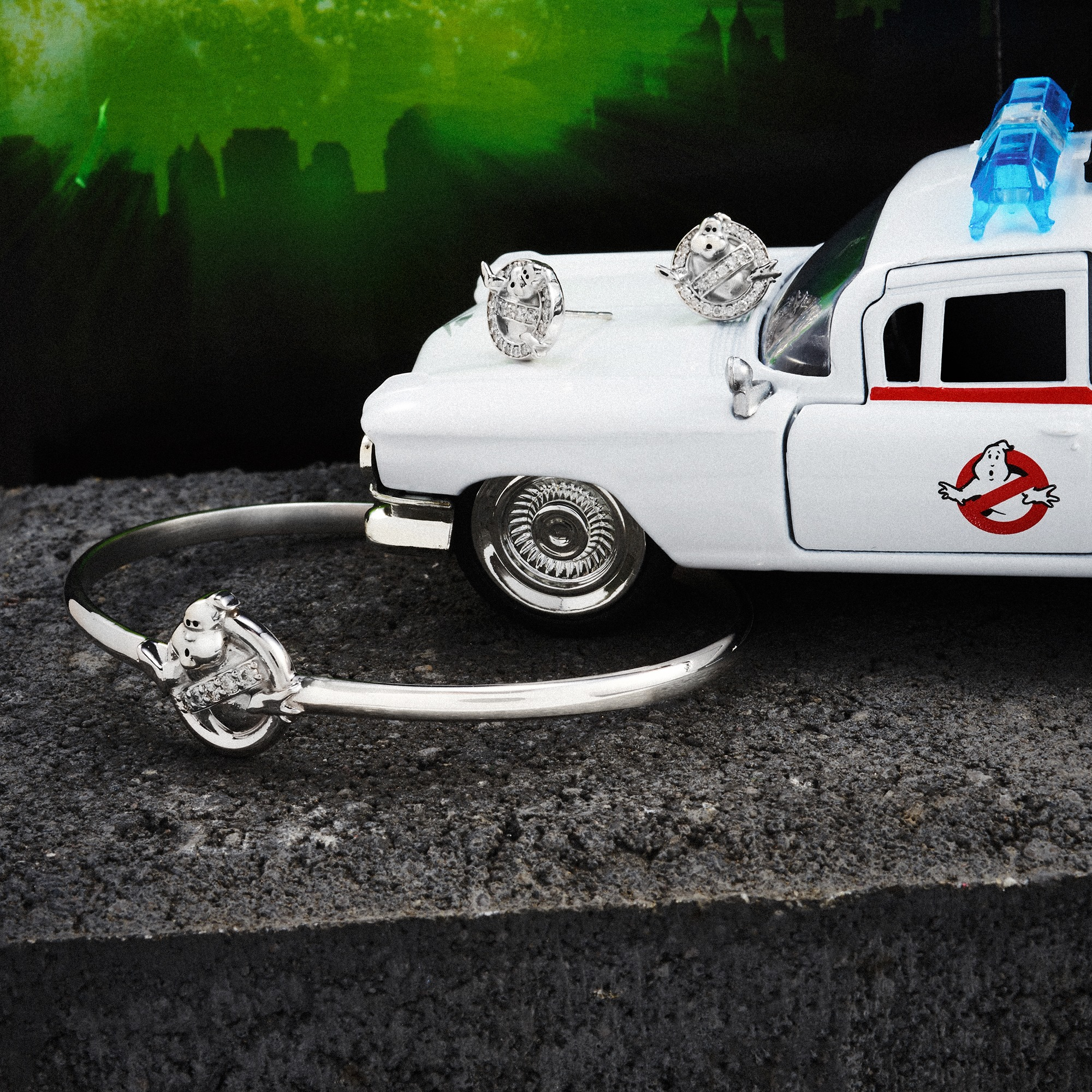 Bixler Ghostbusters related jewelry