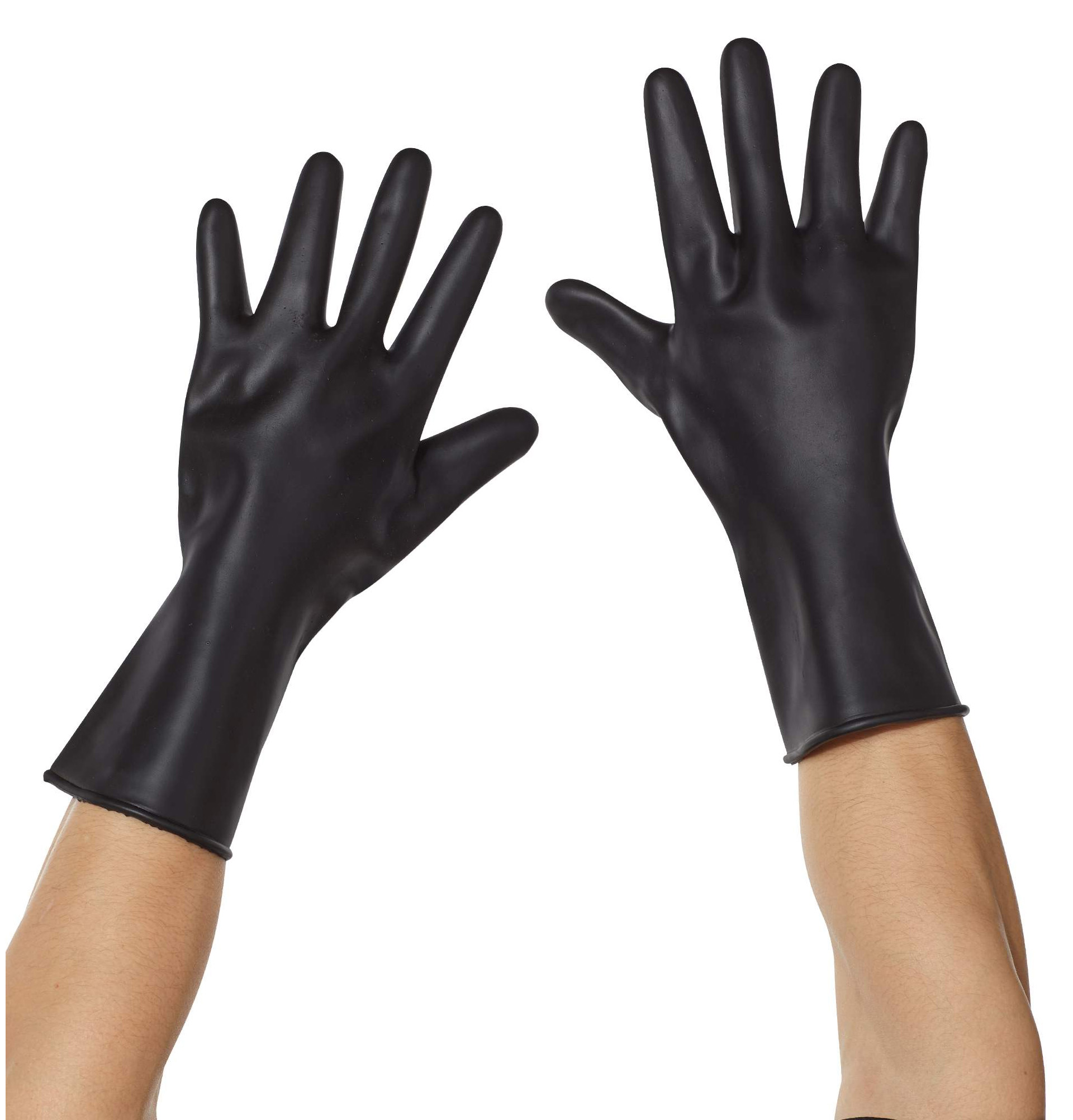 Spirit Halloween: Rubber Gloves