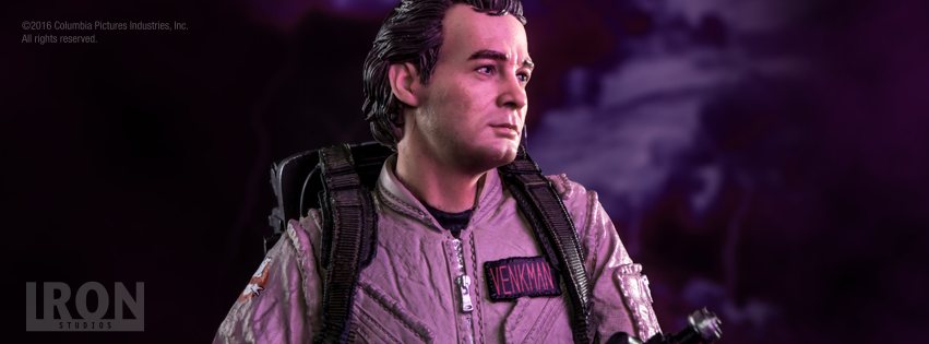Iron Studios: Peter Venkman 1/10 Art Scale