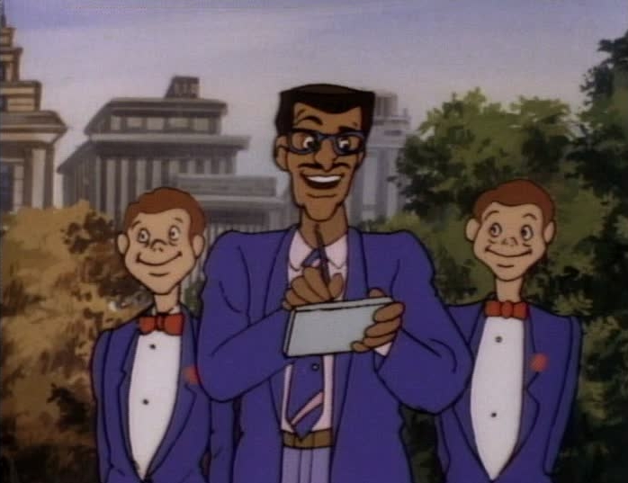 Marty's Assistants