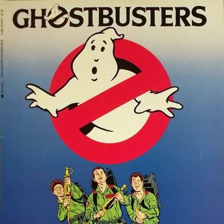 Ghostbusters Coloring Book Ghostbusters Wiki Fandom