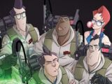 IDW Publishing Comics- Ghostbusters: Spectral Shenanigans Volume 3