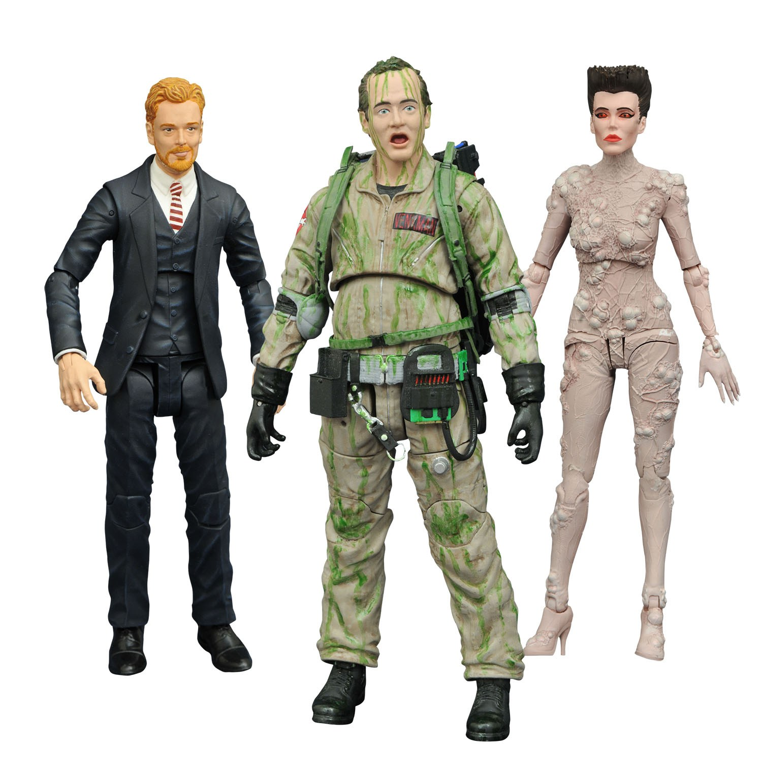 Diamond Select Ghostbusters: Gozer The Destructor Action Figure