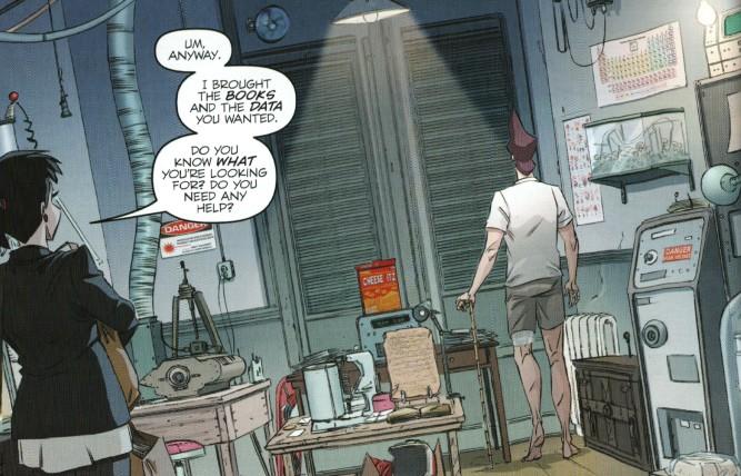 Egon's Apartment