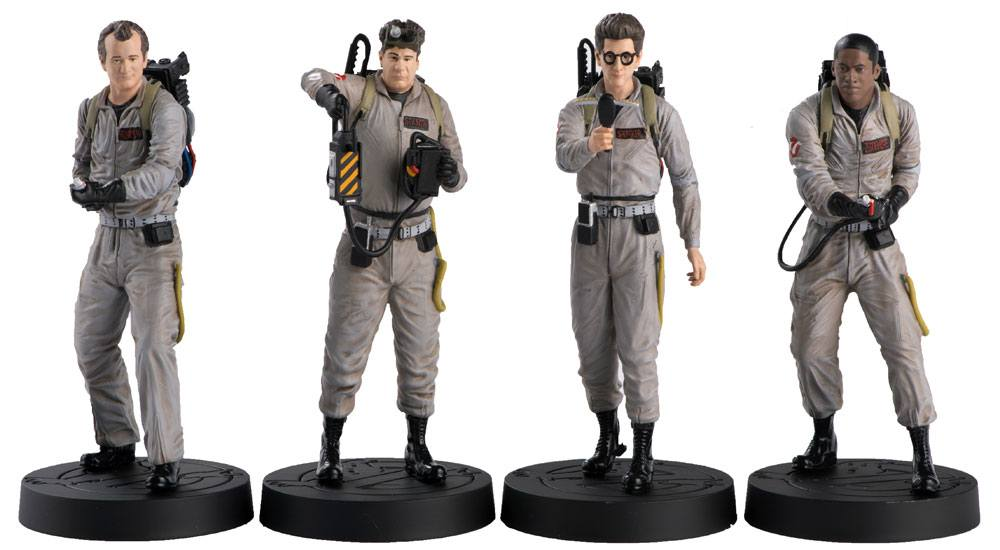 Hero Collector: Ghostbusters Movie Collection Statues 1/16 4-Pack