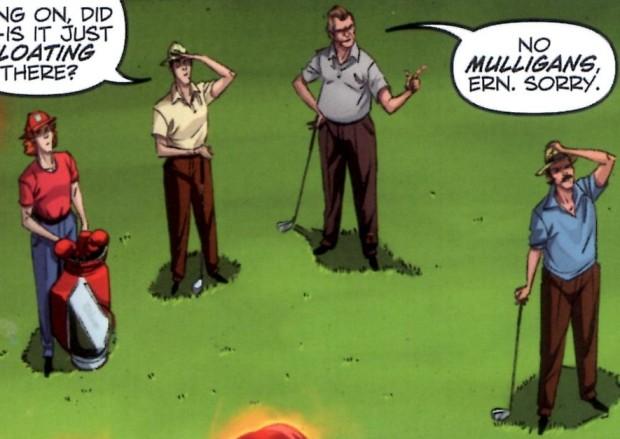 Ern's Golf Crew