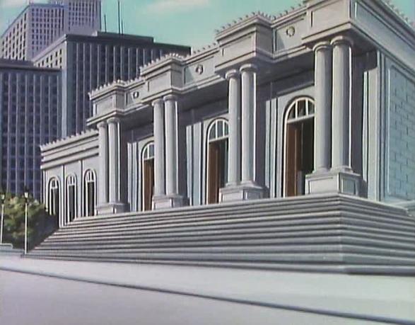 Metropolitan Museum of Art/Animated