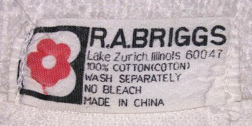 R.A. Briggs Ghostbusters related towels merchandise