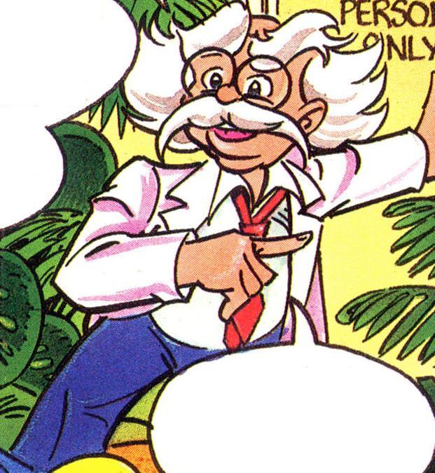 Doctor Otto Von Bonesburg
