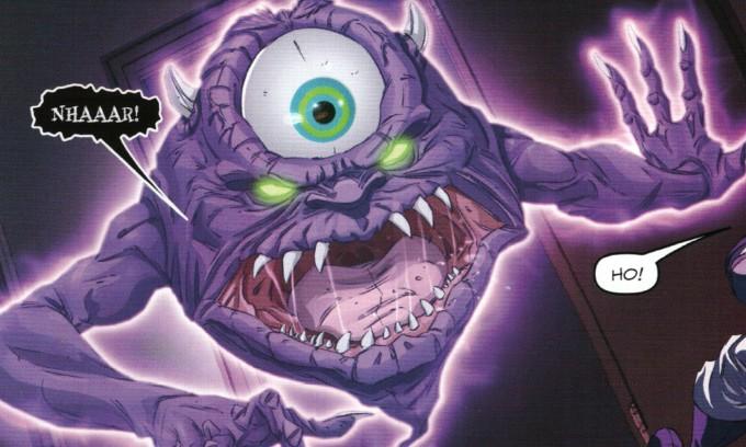 Bug-Eye Ghost (IDW)