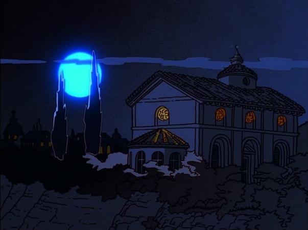 Garibaldi's Residence