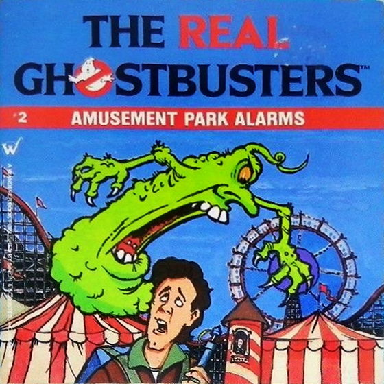 The Real Ghostbusters: Amusement Park Alarms