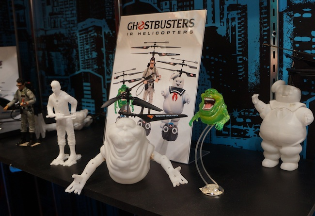 World Tech Toys Ghostbusters related radio control merchandise