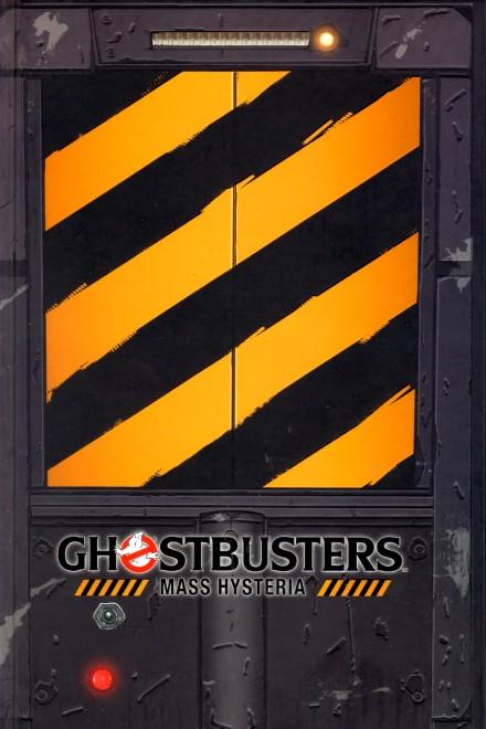 IDW Publishing Comics- Ghostbusters: Mass Hysteria
