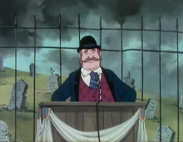 Mayor of Tombstone