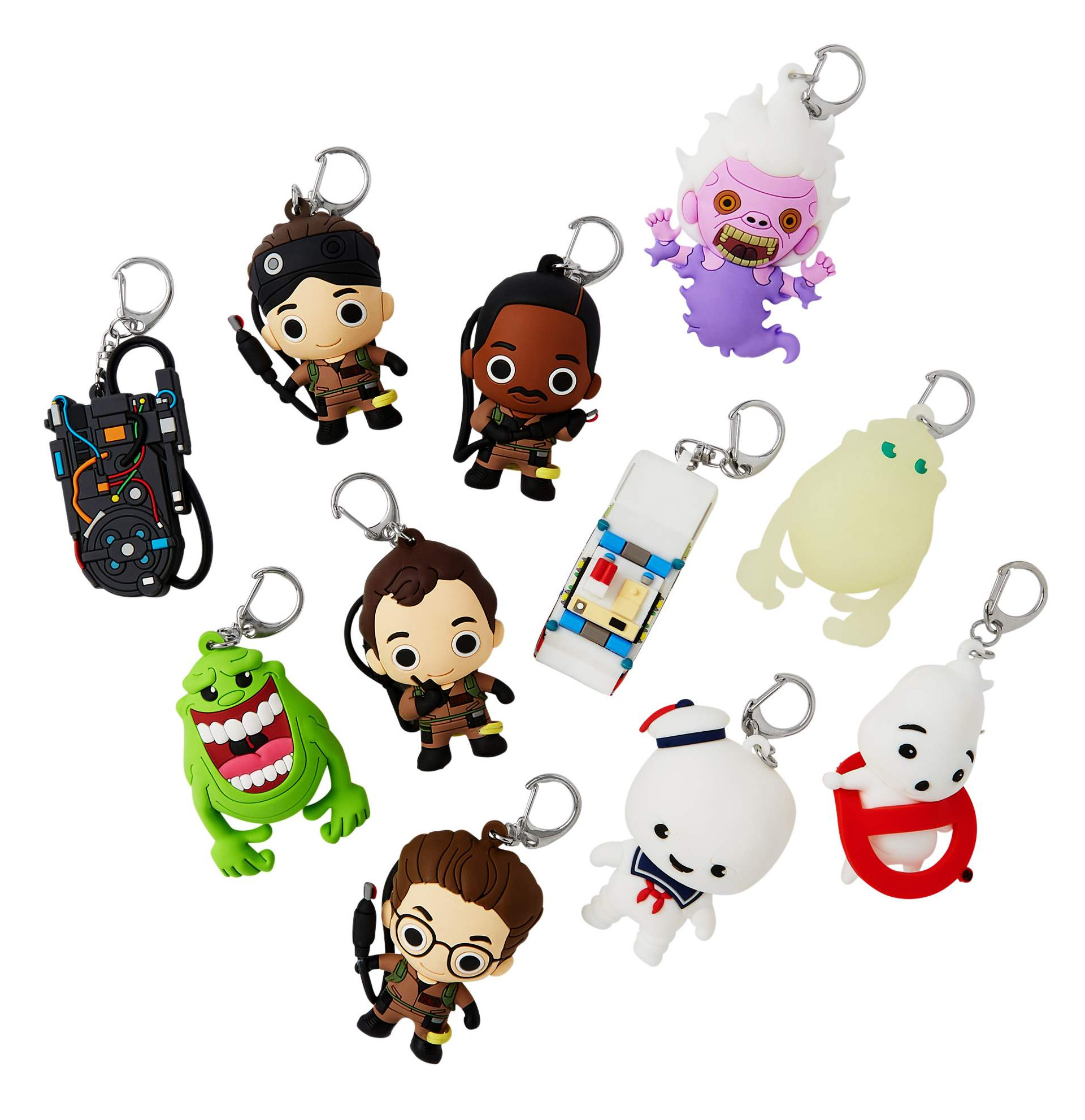 Spirit Halloween: Ghostbusters Blind Pack Figures