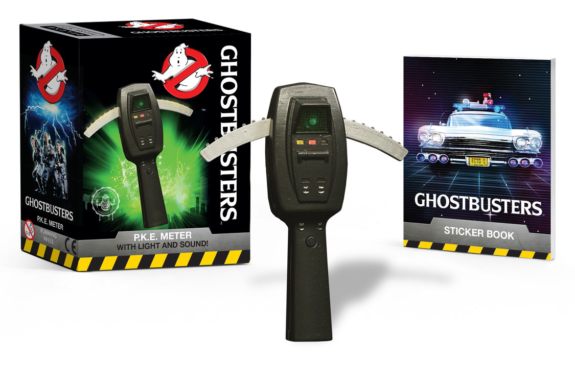 Ghostbusters: P.K.E. Meter (Running Press)