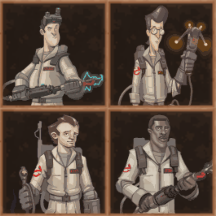 Paranormal Investigator I-IV