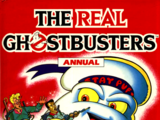 Marvel Comics Ltd- The Real Ghostbusters Annual 1990