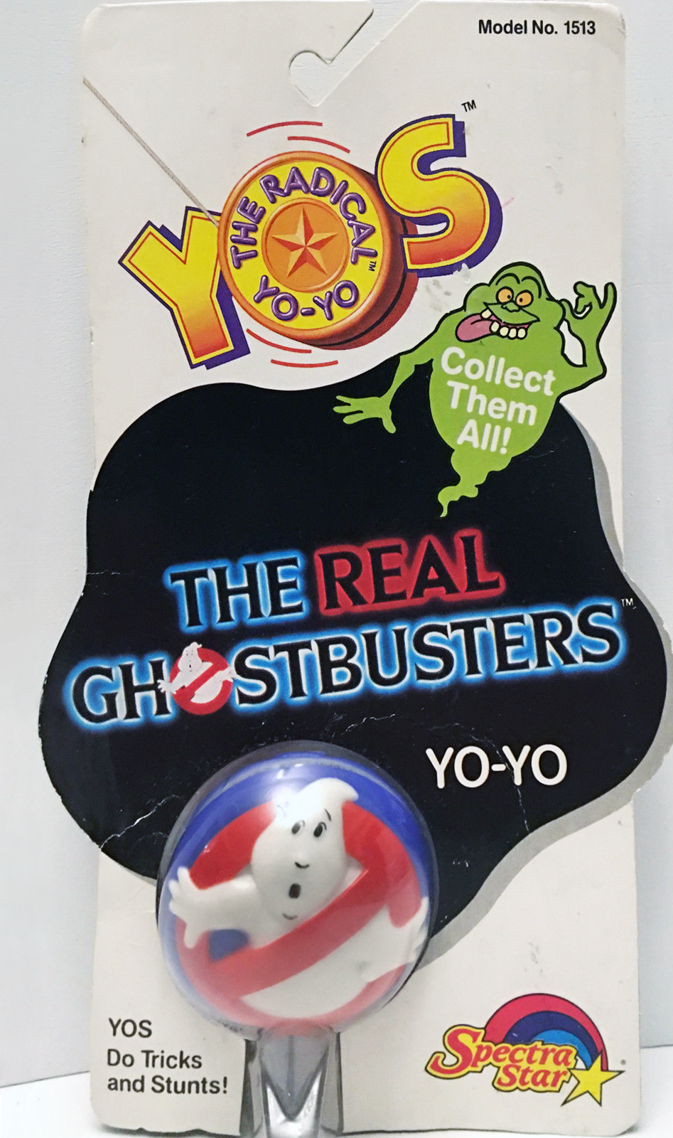 The Real Ghostbusters: Yo-Yo