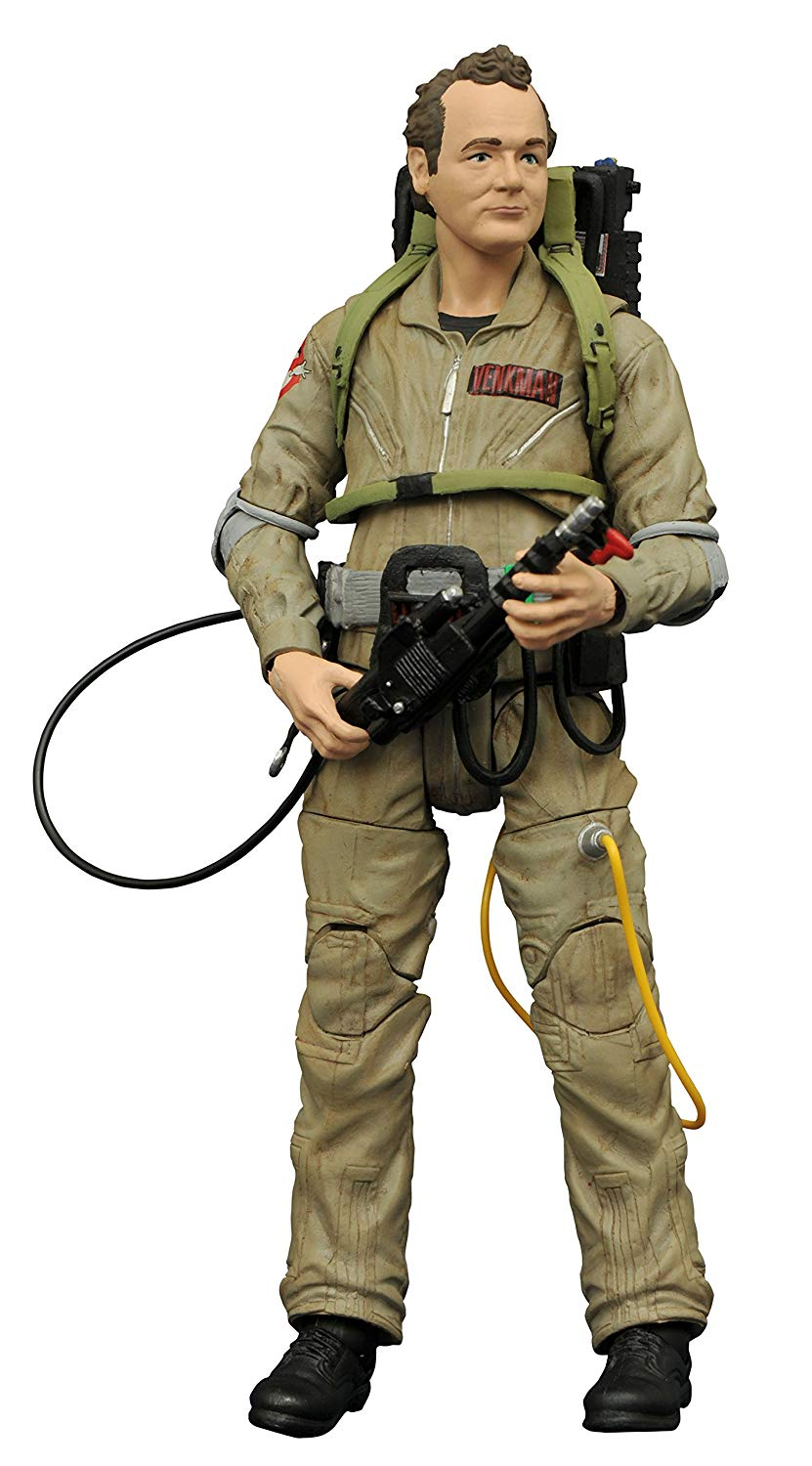 Diamond Select Ghostbusters: Peter Venkman Action Figure