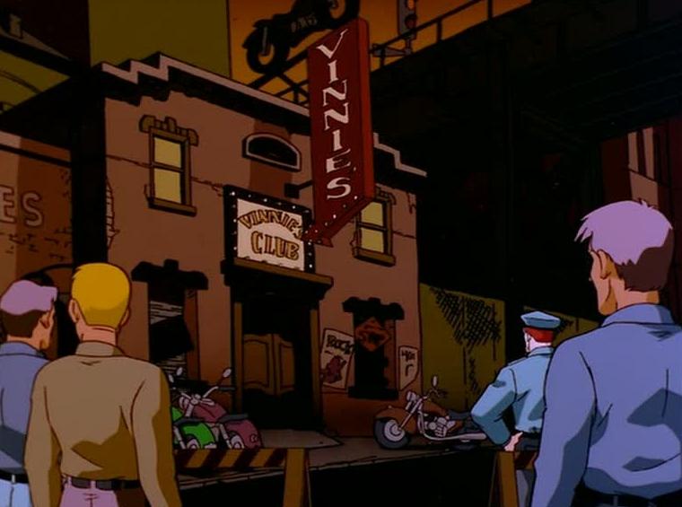Vinnie's Club