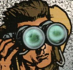 Ectoplasmic Glasses