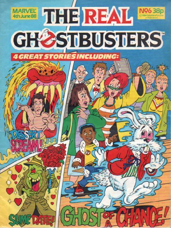 Marvel Comics Ltd- The Real Ghostbusters 006