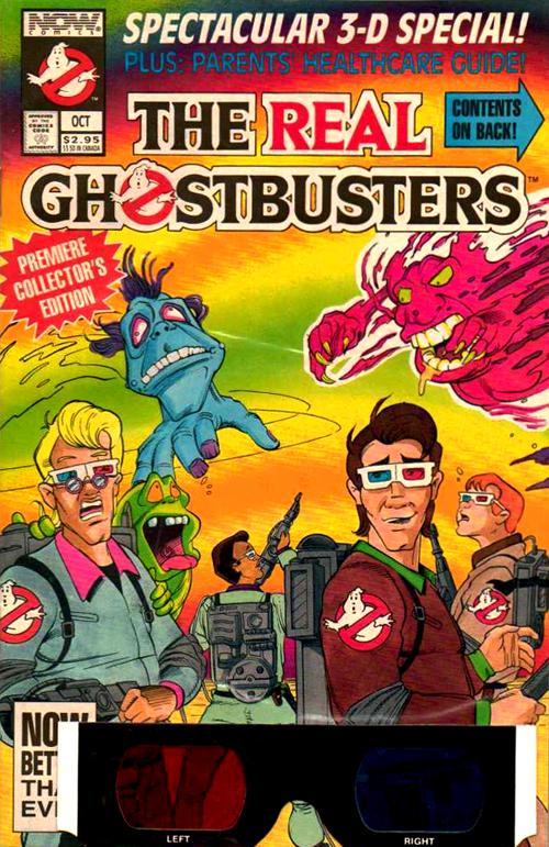 NOW Comics Spectacular 3-D Special