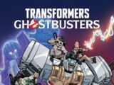 IDW Publishing Comics- Transformers/Ghostbusters: Ghosts of Cybertron TPB