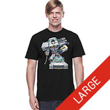 Transformers Ain't Afraid Shirt By Mad Engine