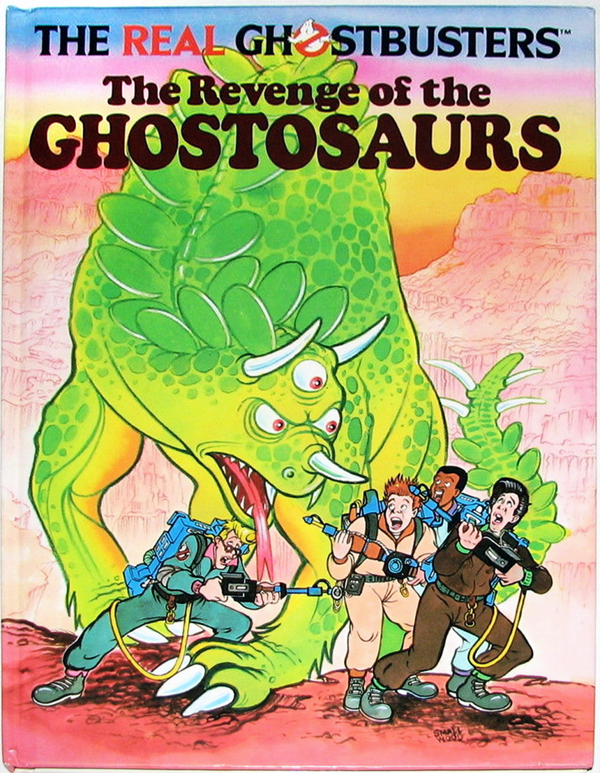 The Real Ghostbusters: The Revenge of the Ghostosaurs