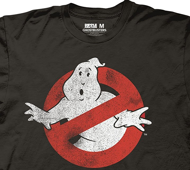 Ripple Junction Ghostbusters Apparel line