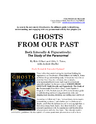 Ghosts From Our Past press release1