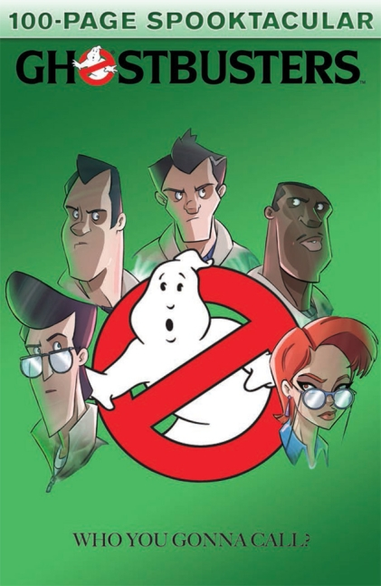 IDW Publishing Comics- Ghostbusters 100-Page Spooktacular!